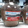 Classic hot chocolate jar