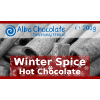 Winter Spice hot chocolate jar